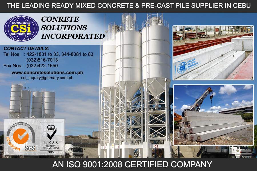 Concrete Solutions Incorporated   Concrete Solutions Incorporated